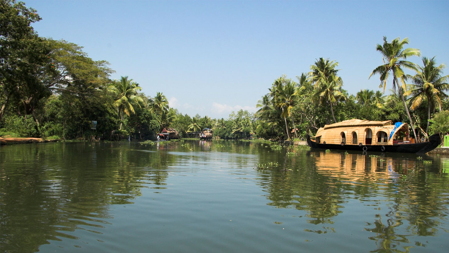 Alleppey Backwater Tour